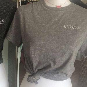 Mama Tshirt fashion Tshirt